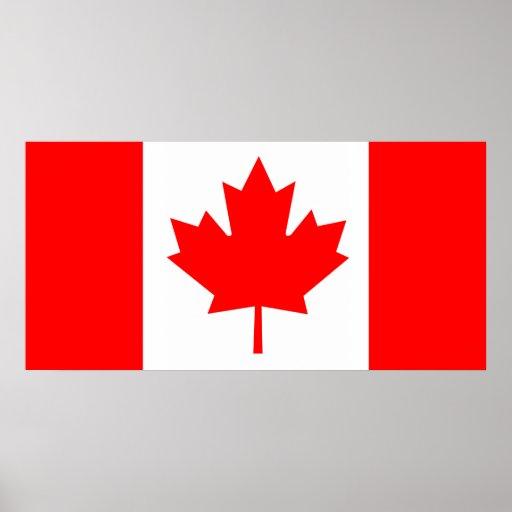 Canadá Póster