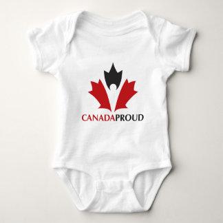 Canada Proud! Baby Bodysuit