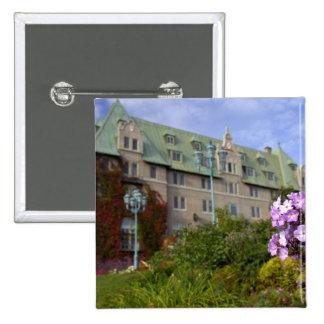 Canada,  Quebec. Charlevoix region, 2 Pinback Button