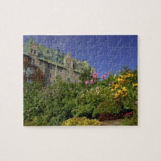 Canada,  Quebec. Charlevoix region, Jigsaw Puzzle