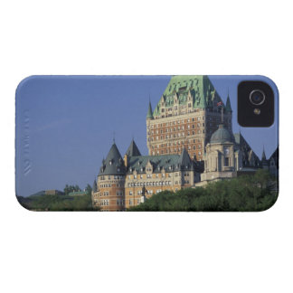 Canada, Quebec City.  Chateau Frontenac. iPhone 4 Case-Mate Case