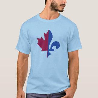 CANADA QUEBEC FLAG T-Shirt