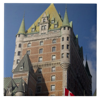 Canadá, Quebec, la ciudad de Quebec. Castillo fran Teja Cerámica