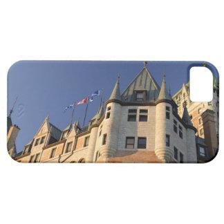 Canadá, Quebec, la ciudad de Quebec. Castillo fran iPhone 5 Case-Mate Coberturas