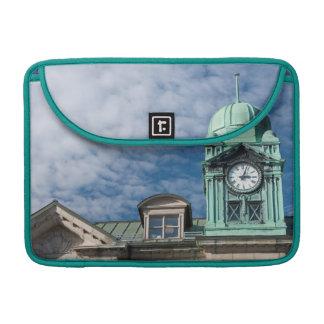 Canadá, Quebec, la ciudad de Quebec. Port Funda Macbook Pro