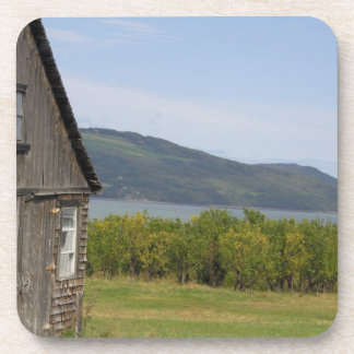 Canadá, Quebec, L'isle-aux.-Coudres, Posavasos De Bebidas