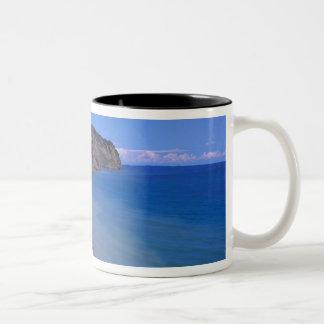 Canada, Quebec, Magdalen Islands, Cap Alright 2 Two-Tone Coffee Mug