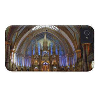 Canada,  Quebec,  Montreal. Interior of Notre 2 Blackberry Bold Covers