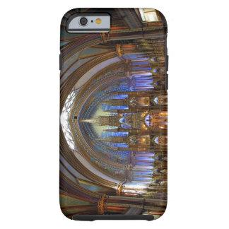 Canada,  Quebec,  Montreal. Interior of Notre 2 iPhone 6 Case