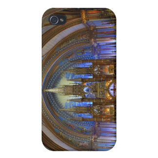Canada, Quebec, Montreal. Interior of Notre 2 Cover For iPhone 4