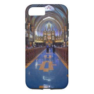 Canada,  Quebec,  Montreal. Interior of Notre 3 iPhone 8/7 Case