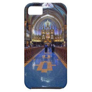 Canada,  Quebec,  Montreal. Interior of Notre 3 iPhone SE/5/5s Case