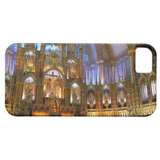 Canada,  Quebec,  Montreal. Interior of Notre iPhone 5 Case
