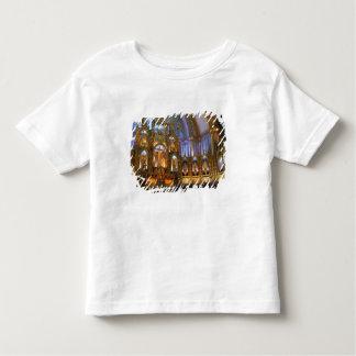 Canada,  Quebec,  Montreal. Interior of Notre Toddler T-shirt