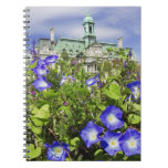 Canada, Quebec, Montreal. View of City Hall Notebook