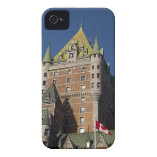 Canada, Quebec, Quebec City. Fairmont Chateau Case-Mate iPhone 4 Cases
