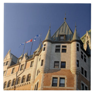 Quebec City Ceramic Tiles | Zazzle