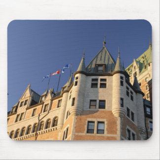 Canada,  Quebec,  Quebec City. Fairmont Chateau Mouse Pad