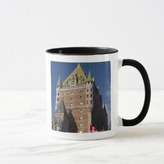 Canada, Quebec, Quebec City. Fairmont Chateau Mug