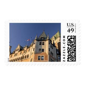 Canada,  Quebec,  Quebec City. Fairmont Chateau Postage