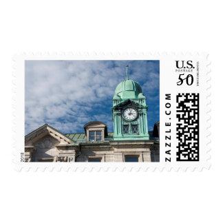 Canada, Quebec, Quebec City. Port Authority Postage