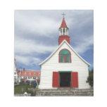 Canadá, Quebec, Tadoussac. Chapelle menudo, Libreta Para Notas