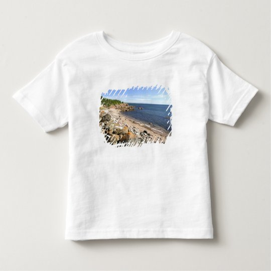 Canada, Quebec. VIA Rail Canada train The 2 Toddler T-shirt