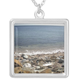 Canada, Quebec. VIA Rail Canada train The Silver Plated Necklace