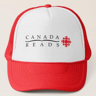Canada Reads Trucker Hat