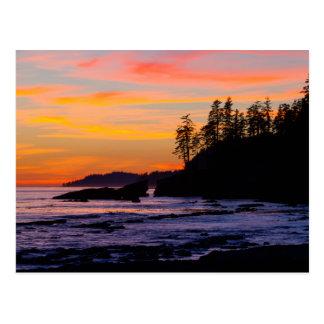Canadá, reserva del parque nacional de los países postal