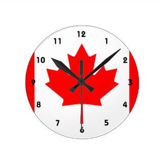 canada round clock