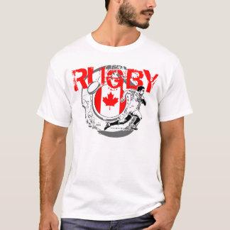 Canada Rugby Fans T-Shirt Run