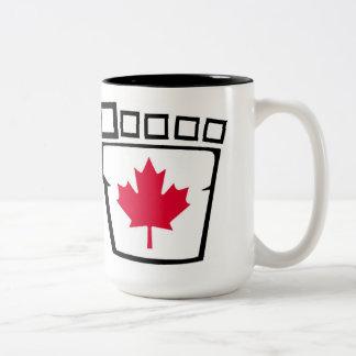 CANADA SASQUATCH MUG