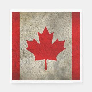 Canadá Servilletas Desechables