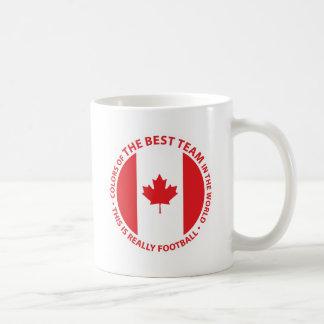 CANADA SHIELD MUG