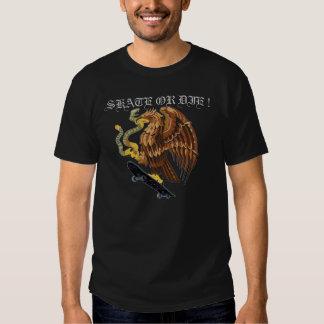 CANADA SKATE OR DIE! T-Shirt