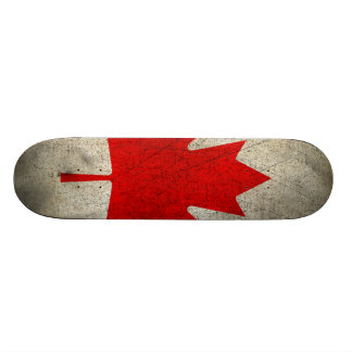 Canada Skateboard Deck