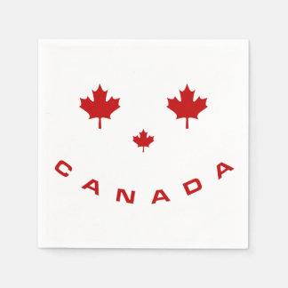 Canada Smile Napkins