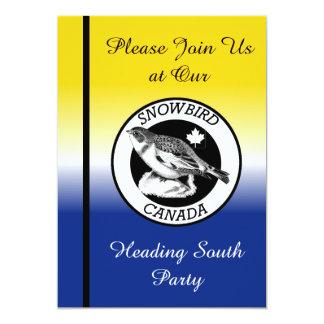 Canada Snowbird Shield Card