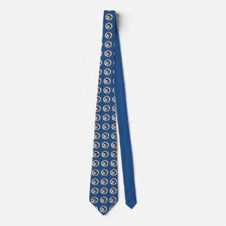 Canada Snowbird Shield Tie
