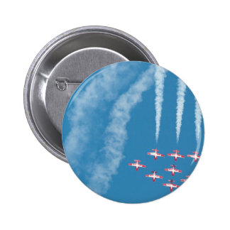 Canada Snowbirds Pinback Button