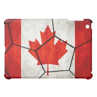 Canada Soccer Ball iPad Case