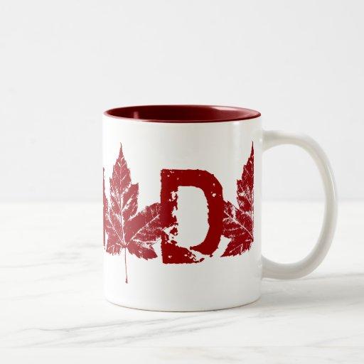 Canada Souvenir Coffee Cup Cool Canada Mugs Cups Zazzle