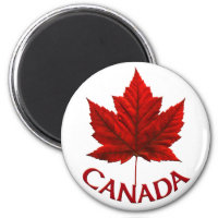Canada Souvenir Fridge Magnet Canada Magnets Gifts