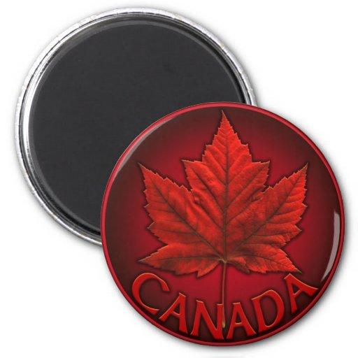 Canada Souvenir Fridge Magnet Canada Maple Leaf
