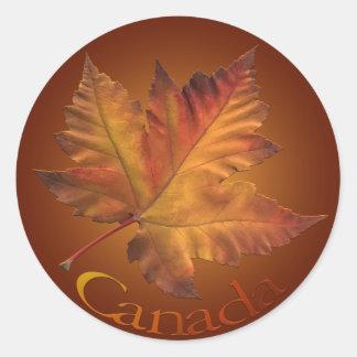 Canada Souvenir Stickers Maple Leaf Stickers