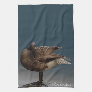 Canada Souvenir Towel Canada Goose Tea Towel Decor