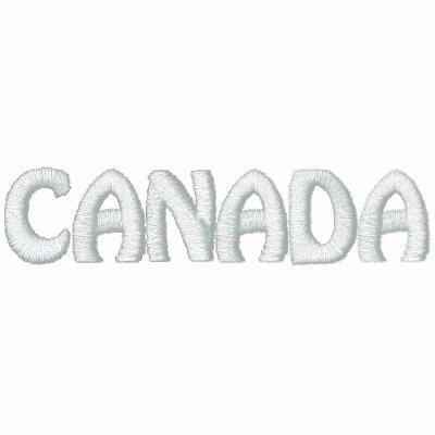Canada Sports Jacket & Canada Souvenir Hoodies
