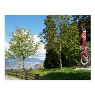 CANADA, Stanley Park, Vancouver, BC Postcard