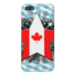 Canada Star iPhone 5 Covers